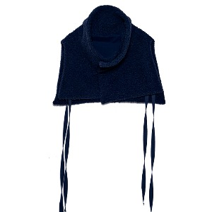 neck warmer(navy)